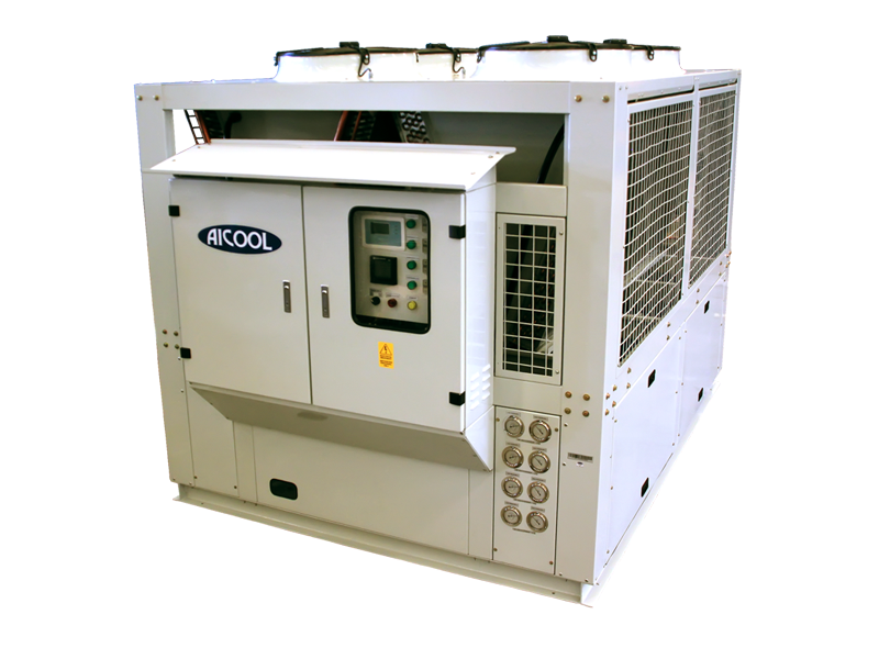 Air Cooled Scroll Chiller (XA)